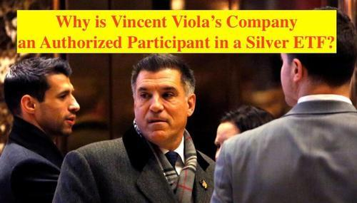 Silver iShares Trust (SLV) Authorized Participants